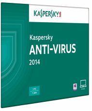 Kaspersky Anti-Virus 2014