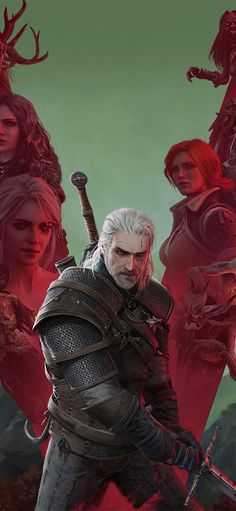 Iphone Live Wallpaper, Eagle Wallpaper, Live Wallpapers, Witcher 3 Art, The Witcher Geralt, The Witcher Wild Hunt, The Witcher Game, Best Action Movies, Best Horror Movies