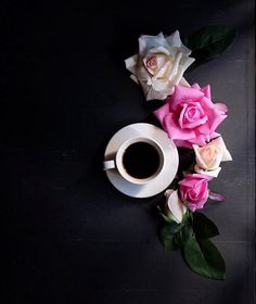 Good Morning Images HD Wallpaper Pics for Whatsapp Happy Coffee, Good Morning Coffee, I Love Coffee, Coffee Break, My Coffee, Coffee Flower, Coffee And Books, Coffee Cafe, Flower Images