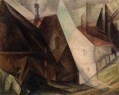 Lyonel Feininger, Sssenborn