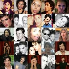 Funny TVD Cast