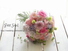 クラッチブーケ clutch bouquet