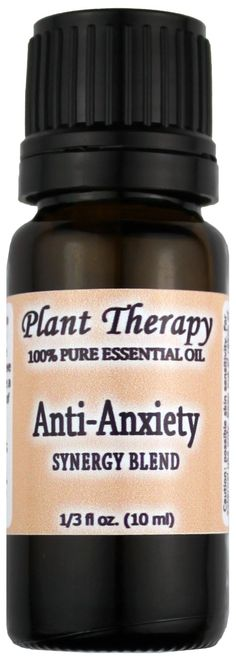 Anti-Anxiety Synergy - $9.99 : Pure Essential Oils | Aromatherapy Nebulizers | Oil Diffusers