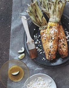 Corn on the cob - great easy beach snack in keeping with Mexican theme. Could offer different toppings, ie chilli, butter and salt, parmeson etc