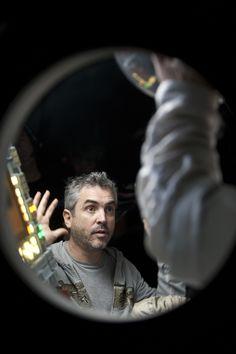 #AlfonsoCuaron sienta cátedra respecto al 3D con #Gravity