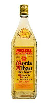 Montes Alban Mezcal