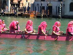 La Vogalonga Regatta – A Special Venice Event - Italian Talks Victoria, Rowing, Venetian, Special Events, The Row, Venice, Italy, Disney Princess, Disney Characters