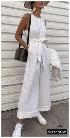 Fashion Mode, Look Fashion, Womens Fashion, Fashion Tips, Jumpsuit Outfit, Casual Jumpsuit, Summer Jumpsuit, Overalls Outfit, Safari Look