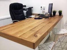 Resultado de imagen para modelos de escritorios en madera