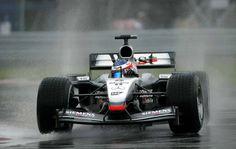 Kimi Raikkonen  McLaren - Mercedes 2003