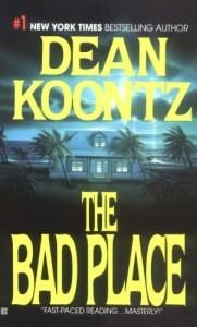 wierd one. almost ALL dean koontz books are weird but i did love 'em :)