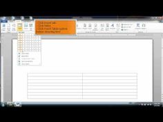 how to make a family tree on microsoft word 2010