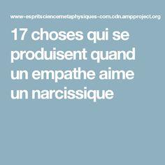 17 choses qui se produisent quand un empathe aime un narcissique