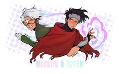Young Avengers, Marvel Fan Art, Wiccan, Sketches, Anime, Fictional Characters, Drawings, Cartoon Movies, Anime Music