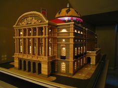 Lego opera house   by Momaria
