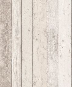 Wood panelling (8951-10) - Albany Wallpapers - A richly detailed Scandinavian panelled wood effect design - with the look of distressed and faded wood in pale natural colours. Please request sample for true colour match. Paste the wall.