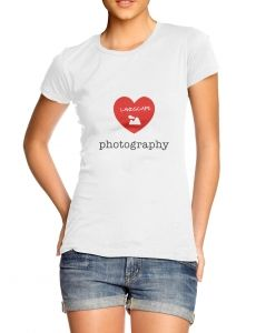 Love Landscape Photo T-shirt for photolovers #thinkandshoot