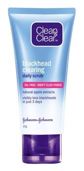 Clean & Clear Black Head Scrub (20 G) Buy Online at Best Price in India: BigChemist.com