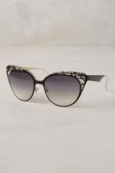 87d41c28579e Jimmy Choo Oras Cat Eye Sunglasses