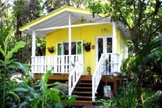 North of Humacao - CasaPicaflores - $150/nt includes gourmet bfast made to order, queen bed, a/c, fridge, micro, grill, fruit trees on property. 3 villa B. AVAILABLE MAR 23-30