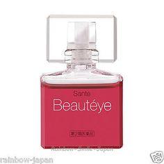 Santen Beautéye 12ml for tired eyes red eyes Eye Care Eyedrops JAPAN