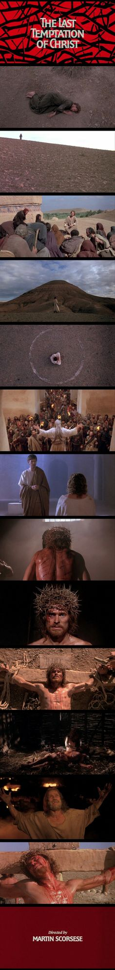 The Last Temptation of Christ (1988) Directed by Martin Scorsese