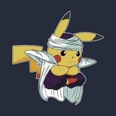 Pikalo, The cutest Namek - Poke Ball Pikachu Drawing, Pikachu Art, Pokemon Fan Art, Cool Pokemon Wallpapers, Cute Pokemon Wallpaper, Pokemon Crossover, Anime Crossover, Chibi, Pokemon Umbreon