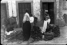 vendedoras de leña | Flickr: Intercambio de fotos