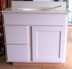 Koch Vanity Cabinet With Top