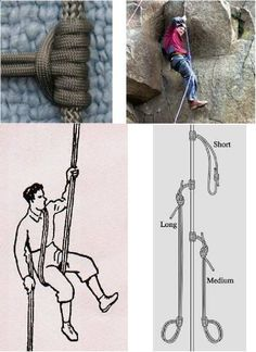 A Long-Term Survival Guide - 101 Uses for Paracord | Scribd #survivalusesforparacord #survivalgear