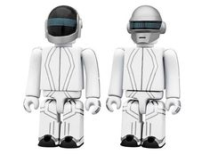Daft Punk TRON: Legacy Kubrick Toys