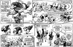 KAL's cartoon: this week, games