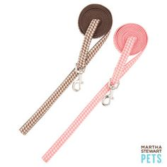 Martha Stewart Pets™ Houndstooth Leash - PetSmart
