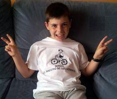 Sergio. Camiseta
