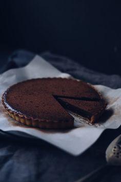 Decadent Chocolate Tart | Recipe | The Village Cooks