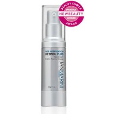 """Noted the """"best at home retinol product"""" and New Beauty award winner two years in a row, this anti-aging face cream will transform your skin into a more vibrant, youthful state! Age Intervention Retin"""