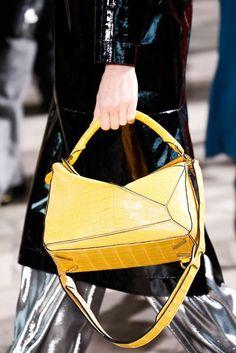 Bolso, bolso y purse round-up del otoño / invierno 2015 muestra | Vogue británica