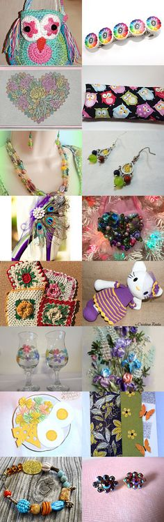 FRU Heart Attack - So Many Colors! by Deb Wise on Etsy--Pinned+with+TreasuryPin.com