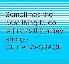 book massage