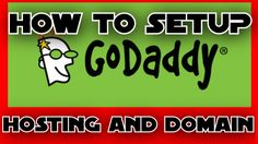 How To Setup Godaddy Hosting and Domain in 2 Min.
