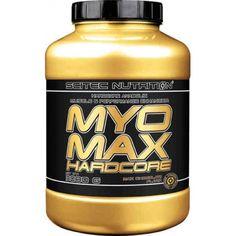 #Scitec MyoMax the most anabolic hardcore #protein. Learn more http://www.corposflex.com/scitec-nutrition-myomax-hardcore-3080g