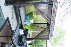 Old to New: updated patio swing