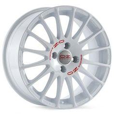 O.Z. Superturismo WRC (White Painted)