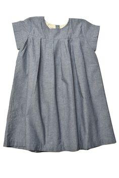 Girls' Box Pleated Mabel Dress | Olive Juice SS15