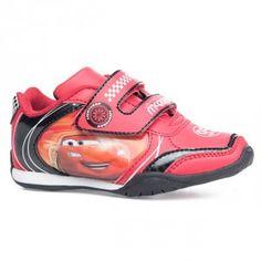 Zapatillas deportivas de #Cars #Disney en caja, por sólo 22.08€!