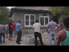 Ausschreitungen gegen Roma-Familien in der Ukraine
