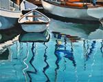 Sharon Schock - Three Boats