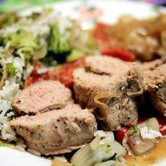 Gevulde varkensfilet recept - Recepten van Allrecipes