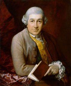 The Athenaeum - David Garrick (Thomas Gainsborough - )