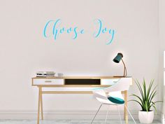 Choose Joy Vinyl Wall Decal by AnnieMadeVinyl on Etsy